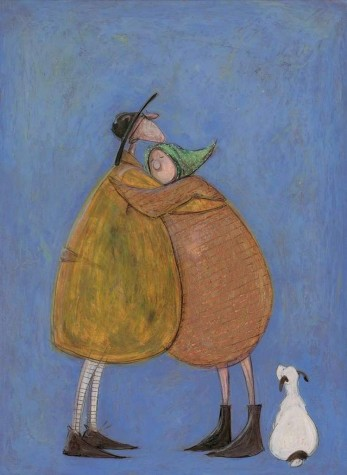 Last Hug Of The Day | Sam Toft image