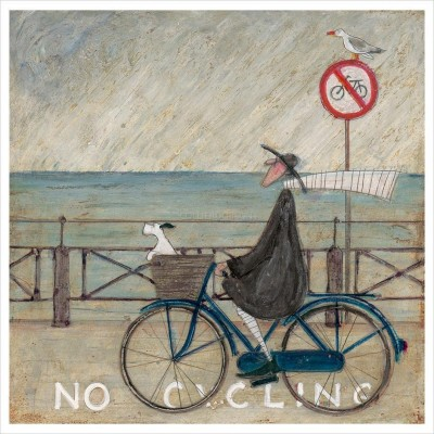 No Cycling | Sam Toft image