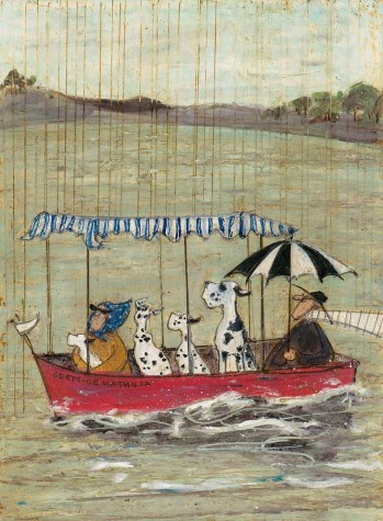 Occasional Showers | Sam Toft image
