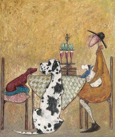 Pass The Cake | Sam Toft image