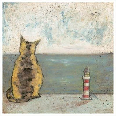 Sea Cat | Sam Toft image
