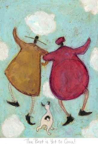 The Best Is Yet To Come | Sam Toft image