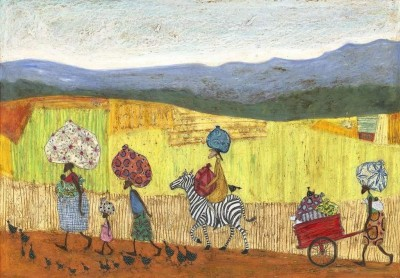 The Weekly Wash, Chipata | Sam Toft image