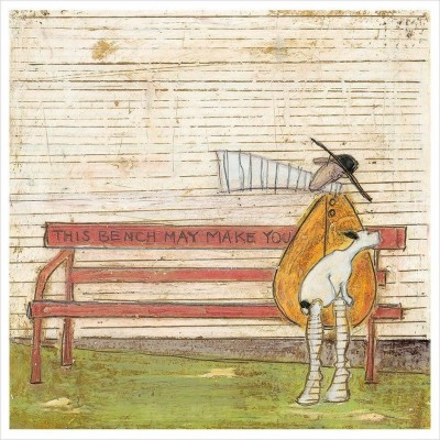 This Bench May Make You Happy! | Sam Toft image