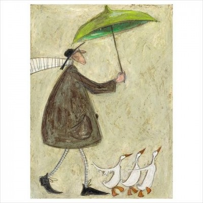 Three Mad Ducks | Sam Toft image