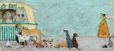 Waiting For Mr Cool | Sam Toft image