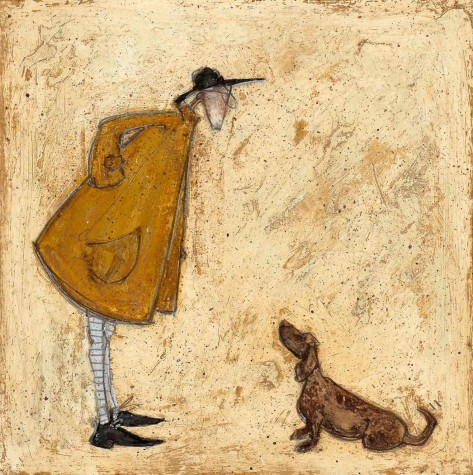 Who's A Silly Sausage? Sam Toft image