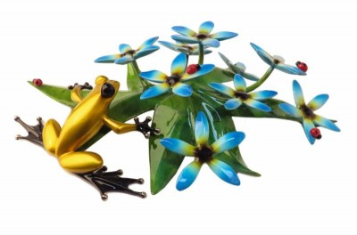 Forget-Me-Not - Artist Proof | Tim Cotterill Frogman Bronze image