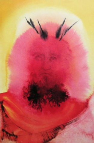 The Glory Of Moses Face | Salvador Dali image