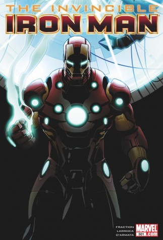 The Invincible Iron Man #501, Signed by Stan Lee  image