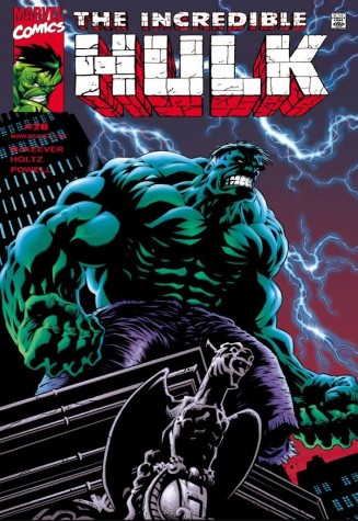 Deluxe Marvel Incredible Hulk #26 2017 image