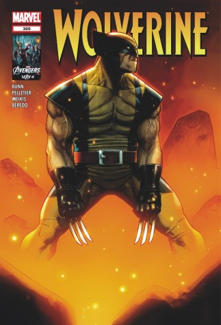 Wolverine #305, Signed by Stan Lee image