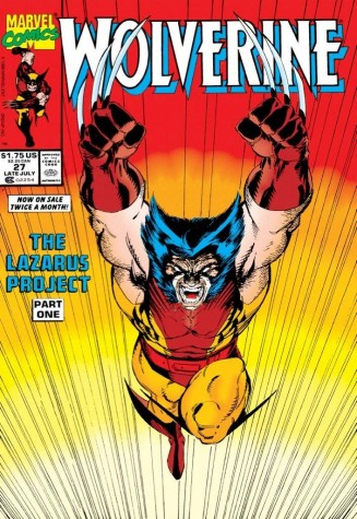 Signed Stan Lee Marvel Deluxe Wolverine #27 - The Lazarus Project 2017 image