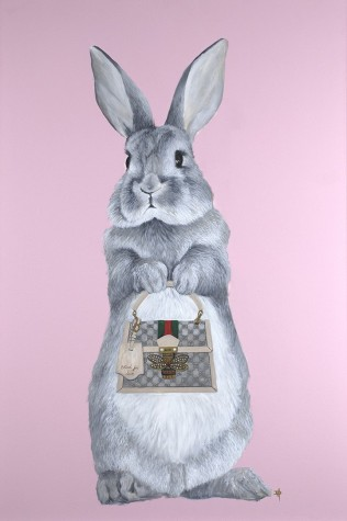 Bunny Girl - Gucci | The Mad Artist image