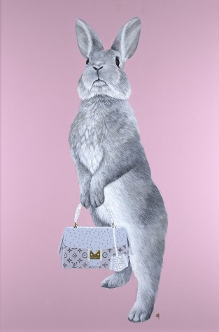 Bunny Girl - Louis Vuitton | Dean Martin image