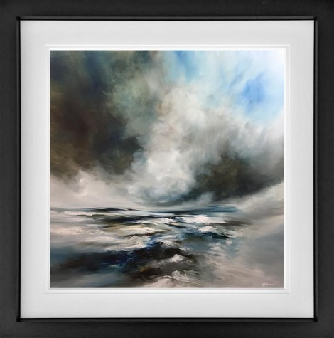 Cloud Burst | Original Alison Johnson image