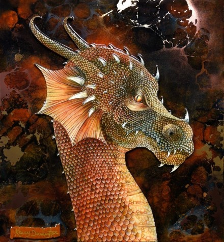 Dragon of the Underworld | Kerry Darlington image