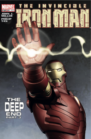 The Invincible Iron Man #81 - The Deep End Part 3 image