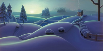 It's Cold Outside | Paul Corfield (PREORDER) image