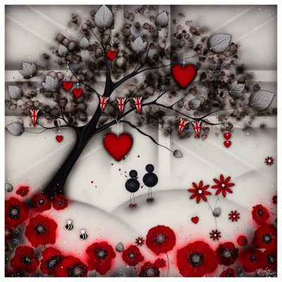 Our Remembrance Tree | Kealey Farmer image