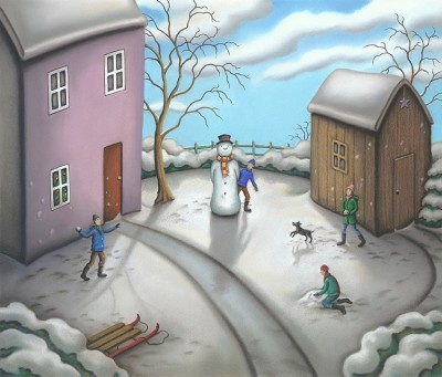 A Snowman's Story image