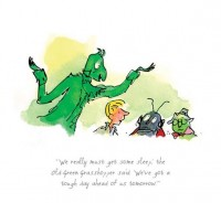 We Really Must Get Some Sleep | Quentin Blake - LOW STOCK image