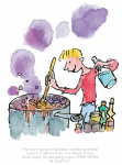 He Put In Everything He Could Find | Sir Quentin Blake image