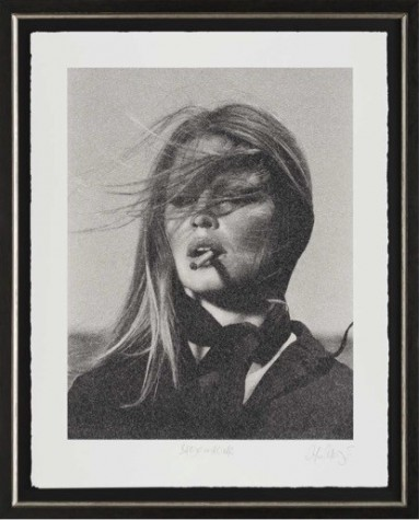 Bardot with Cigar image