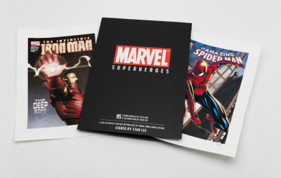Marvel 95 Commemorative Collection Full Set image
