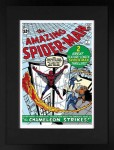 The Amazing Spider-Man #1 - Spider-Man Meets The Fantastic Four - Giclee Edition image