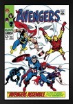 The Avengers #58 – The Avengers Assemble image