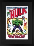 The Incredible Hulk #152 - Who Will Judge The Hulk? - Giclee on Paper Edition image