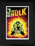 The Incredible Hulk #307 - Giclee on Paper Edition image