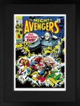 The Mighty Avengers #67 – Die, Avengers Die! (Giclee on Paper) image