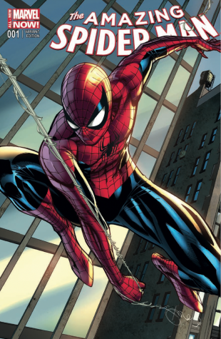 Amazing Spiderman #001 image