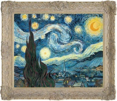 The Starry Night image