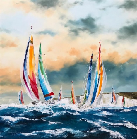 The Wind In Our Sails | Dale Bowen image