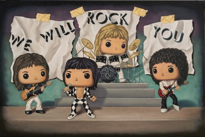 We Will Rock You (Queen) | Nigel Humphries image